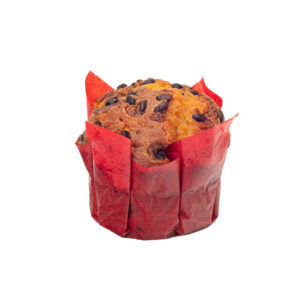 LARGE CHOCOLATE CHIP MUFFIN