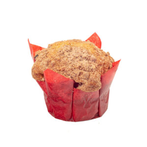 LARGE STREUSSEL MUFFIN