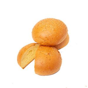 Brioche Burger 4inch w Sesame