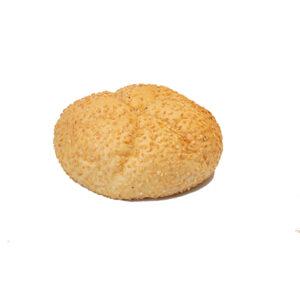 Kaiser Roll w Sesame Seed 4in